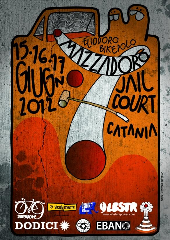 Mazza D'oro 7 - Catania - 15/16/17 giugno 2012